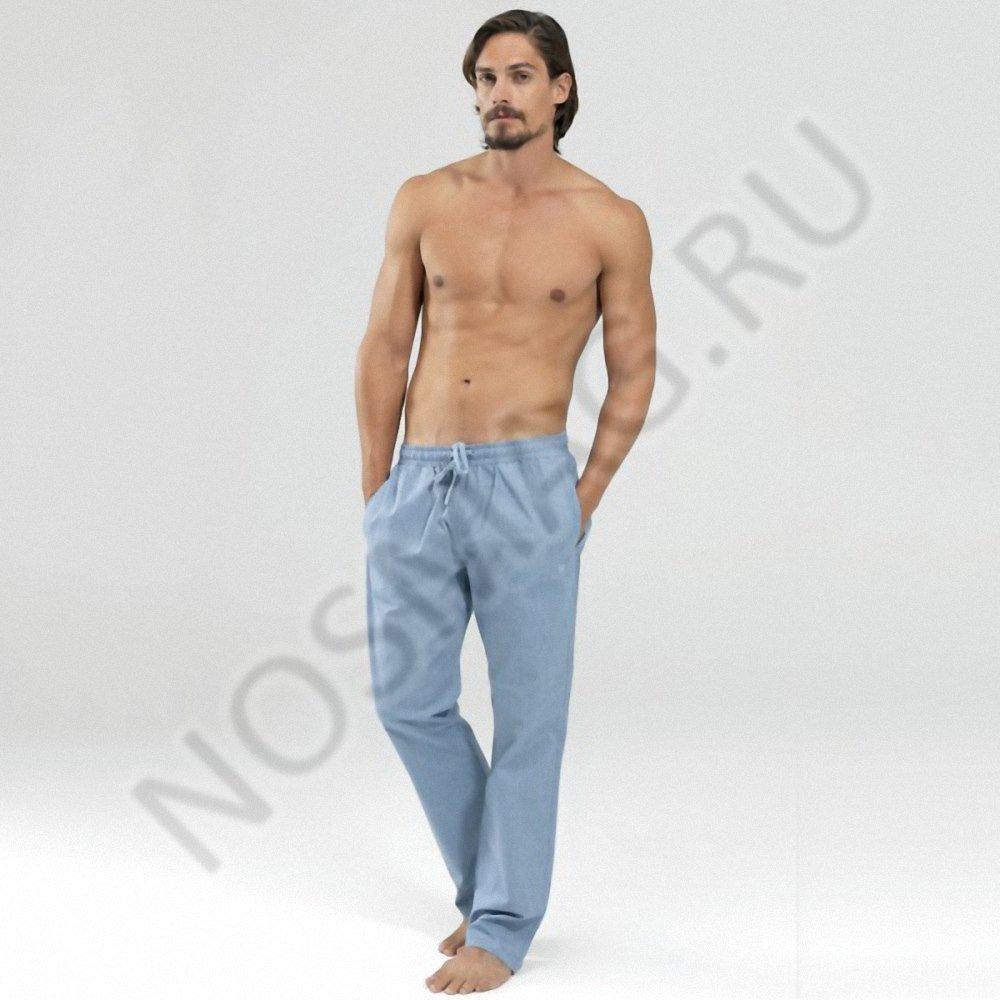 Мужские домашние брюки blackspade индиго
