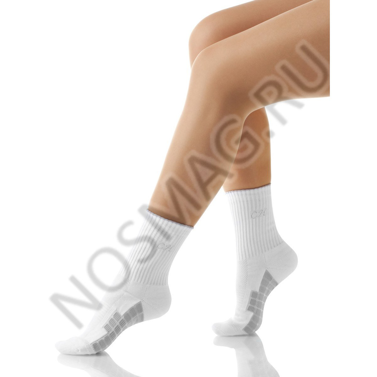 Носки спортивные Charmante белые