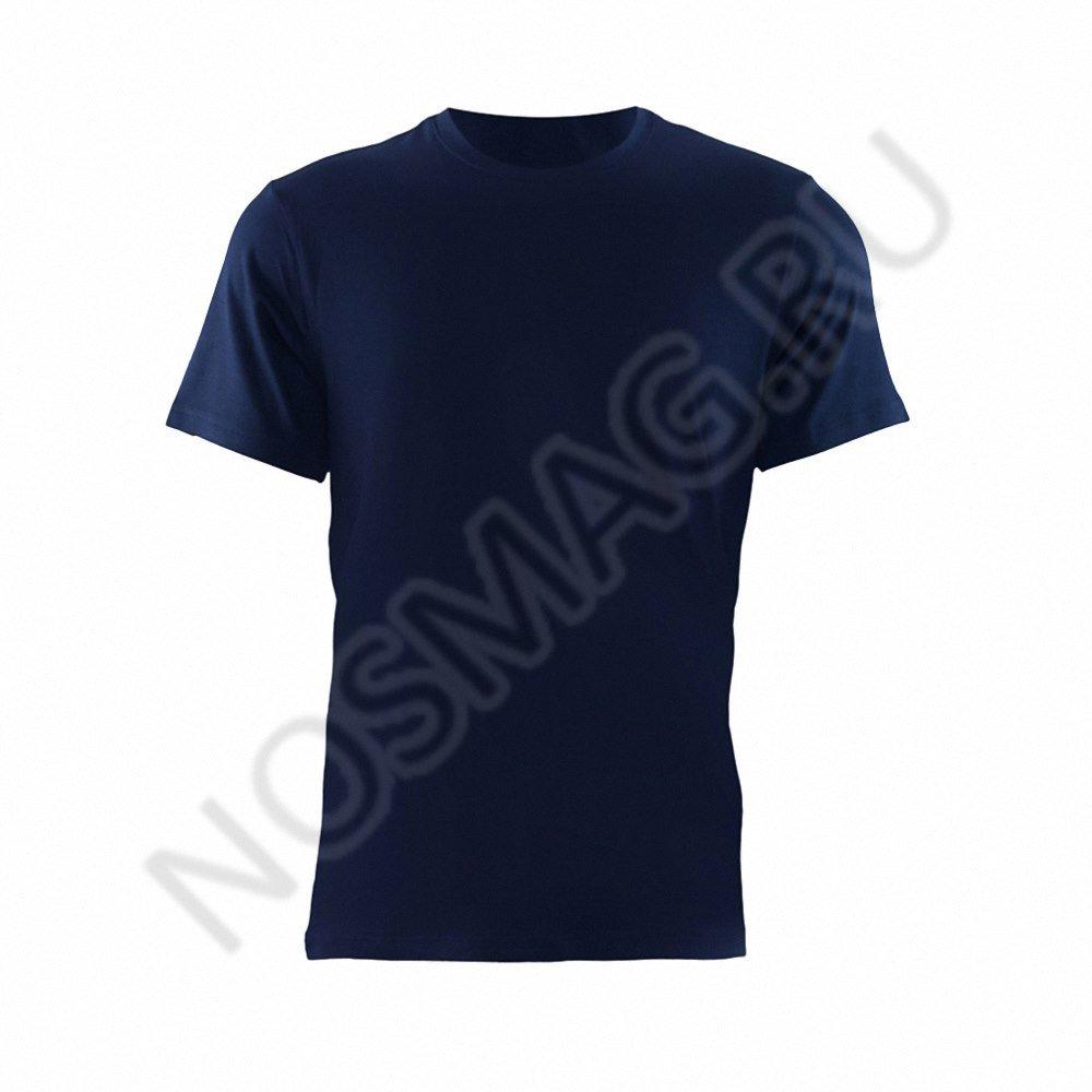 Мужская футболка blackspade темно-синяя
