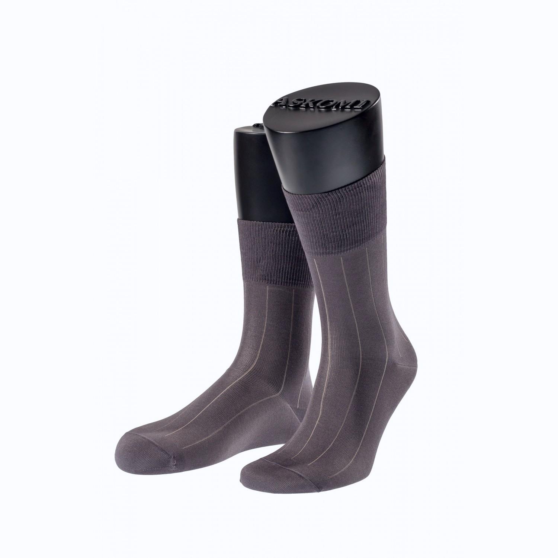 Мужские носки из мерсеризованного хлопка ASKOMI