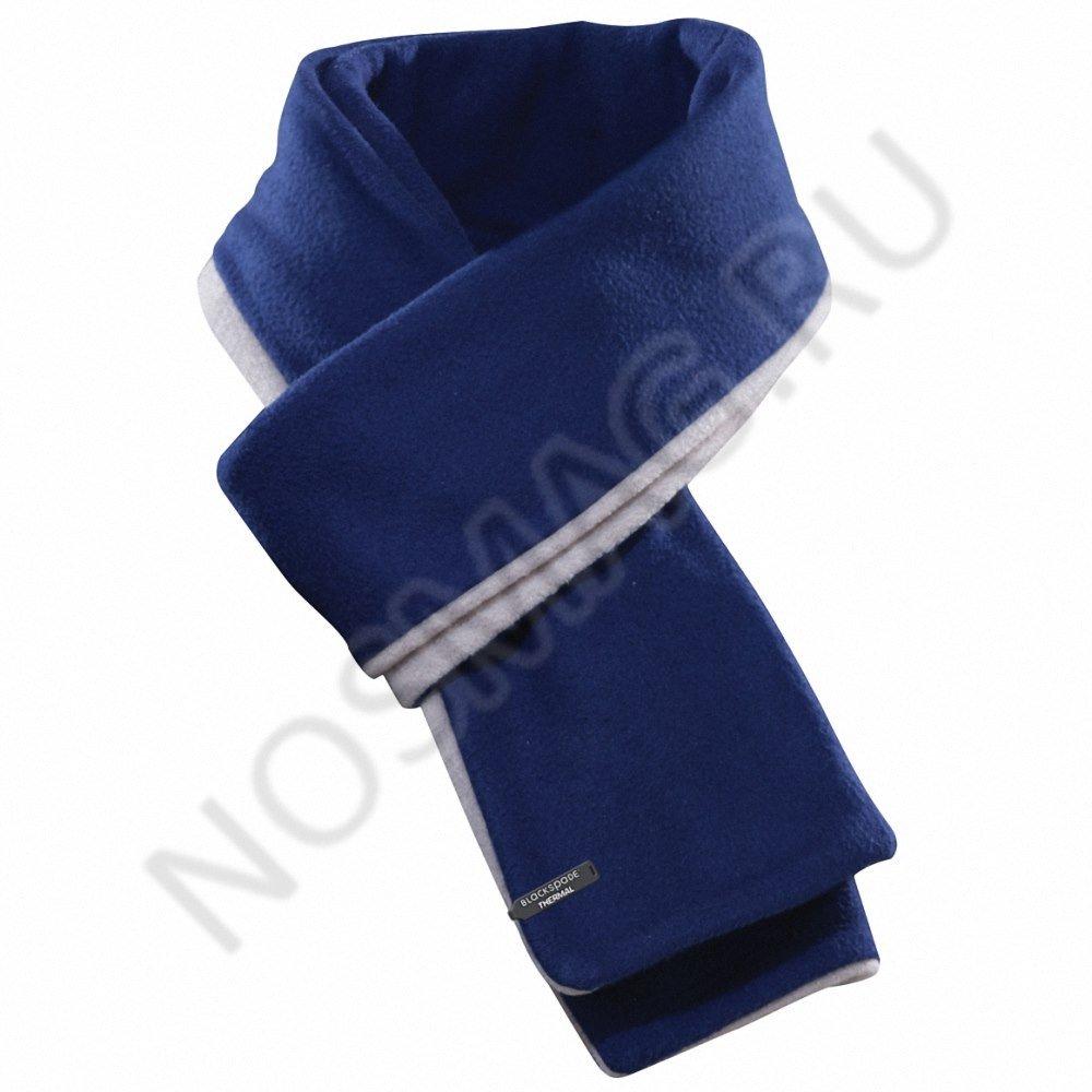 Термошарф blackspade темно-синий/серый