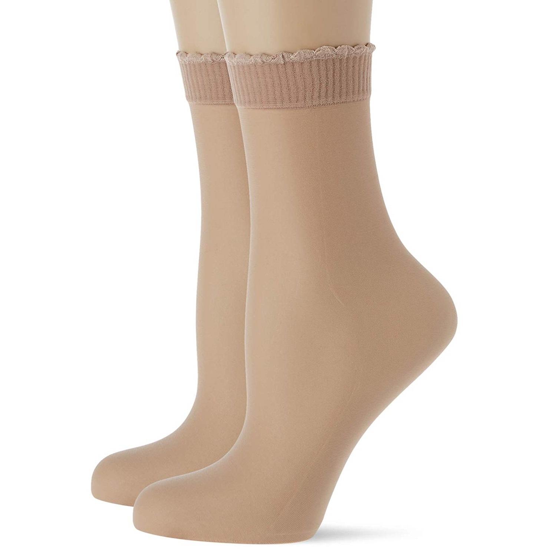 Комплект из 2 пар женских носков Levante