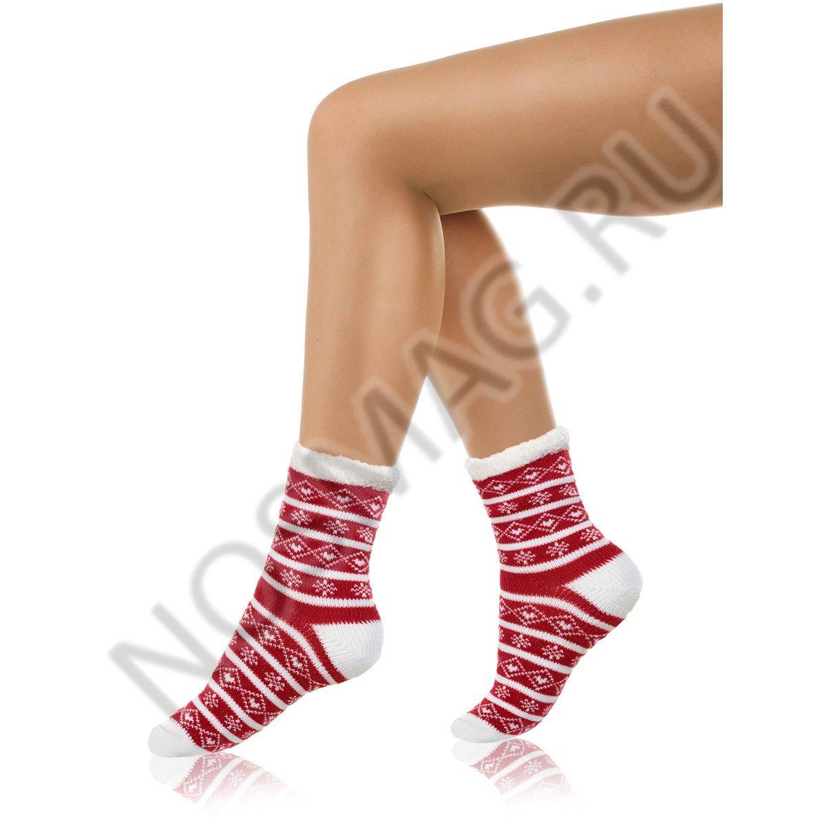 Носки женские Charmante красные