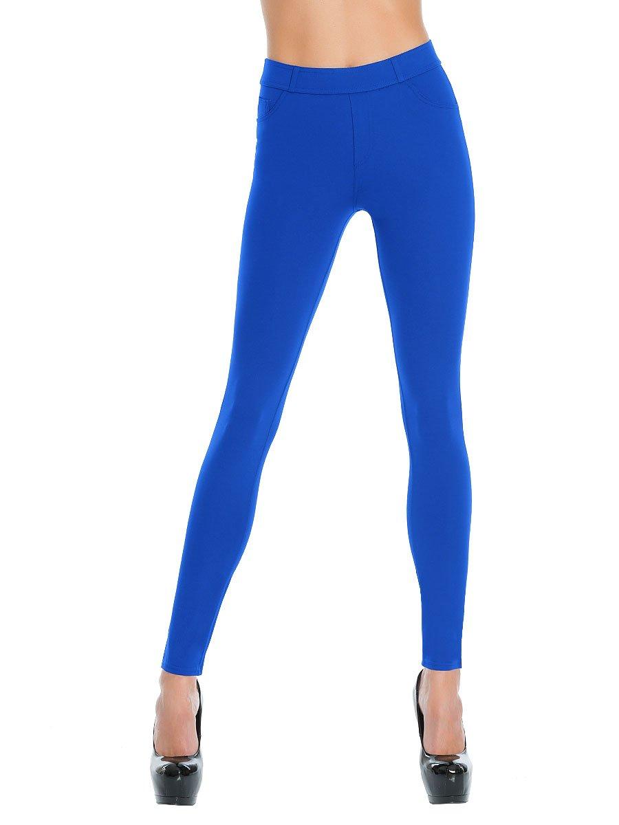 Леггинсы женские llr1602 Charmante синий