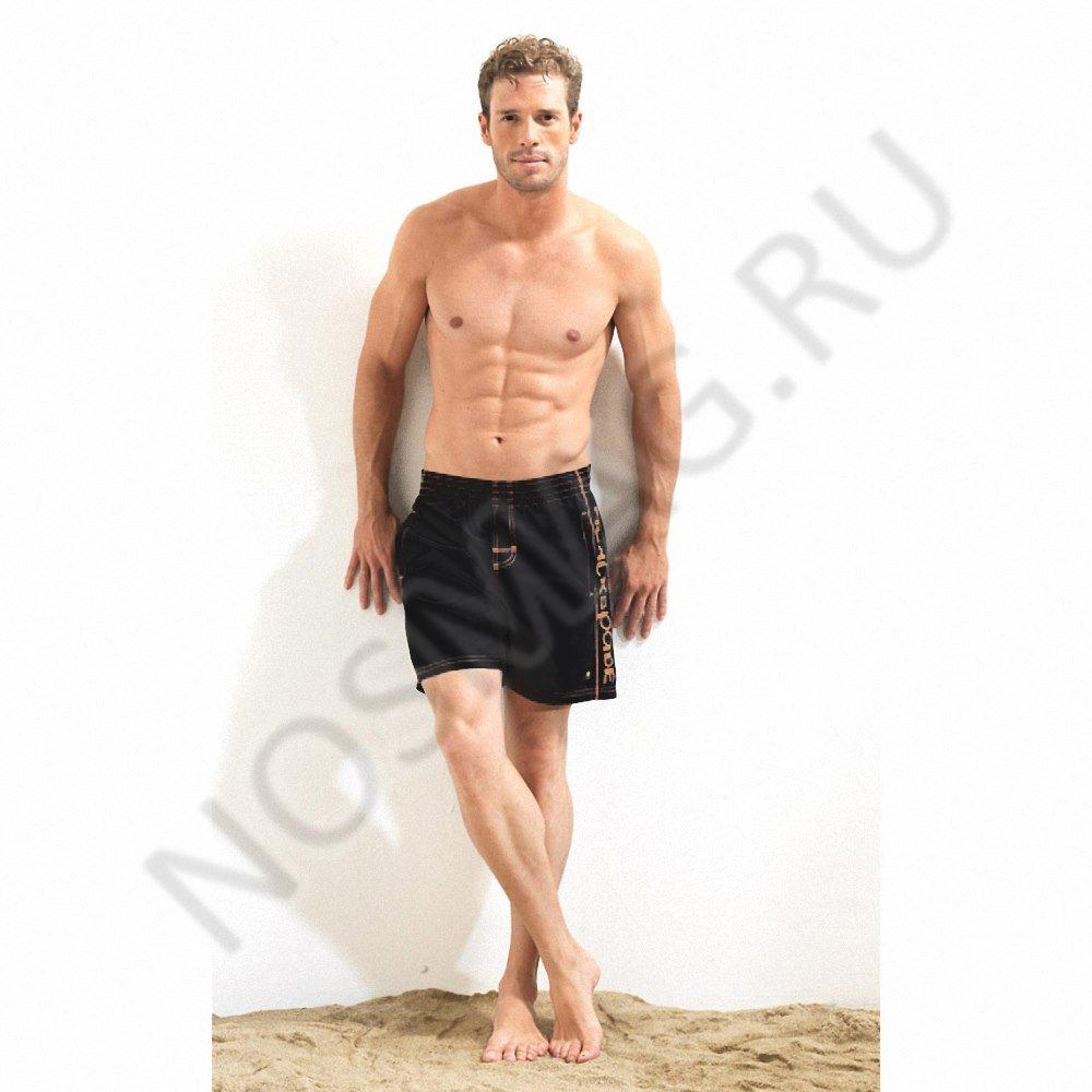Мужские плавательные шорты blackspade черные