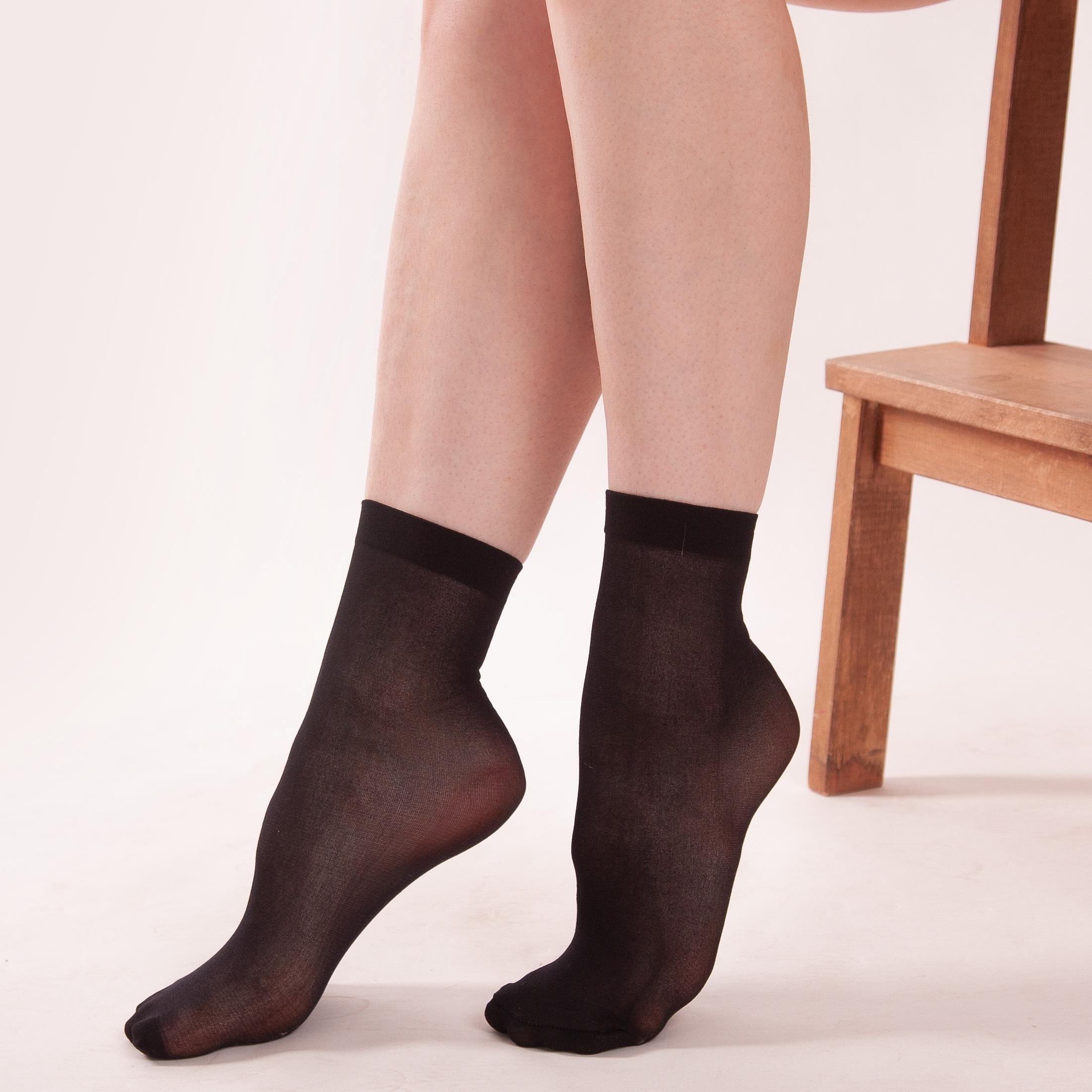 Комплект из 2 пар женских носков 30 den ИЖТЕКС