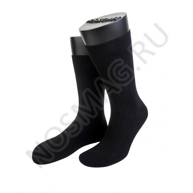 Мужские носки черные Askomi