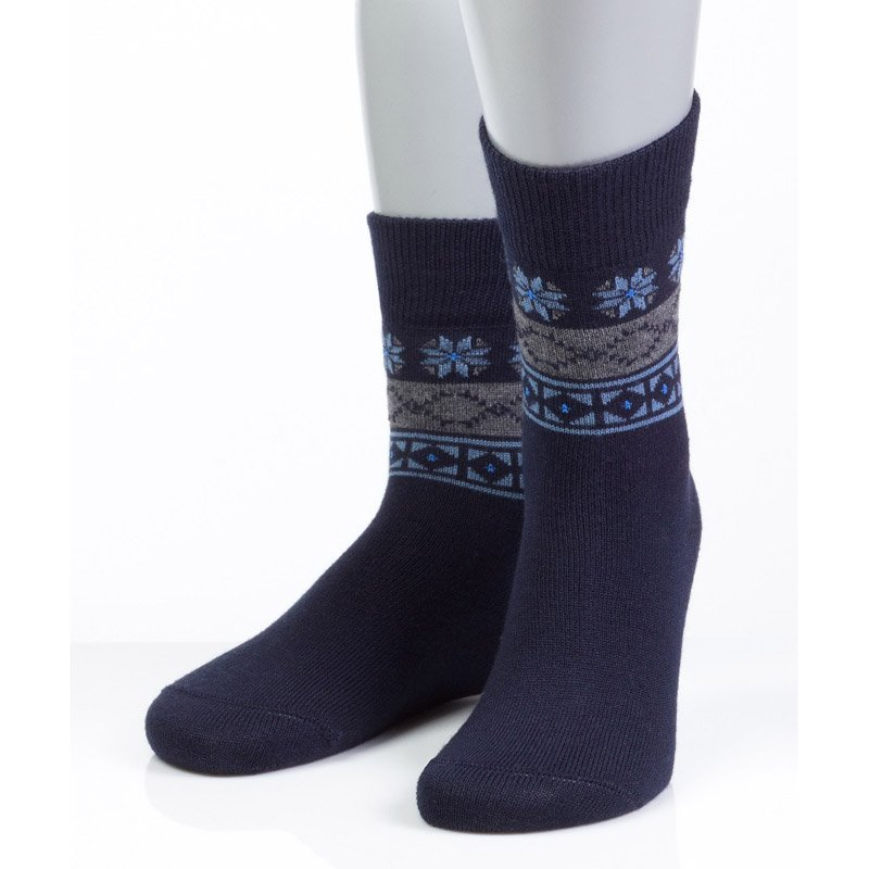 Носки женские grinston синий Grinston socks