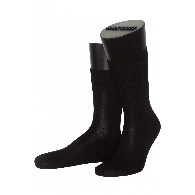 Мужские носки из 100% хлопка ASKOMI