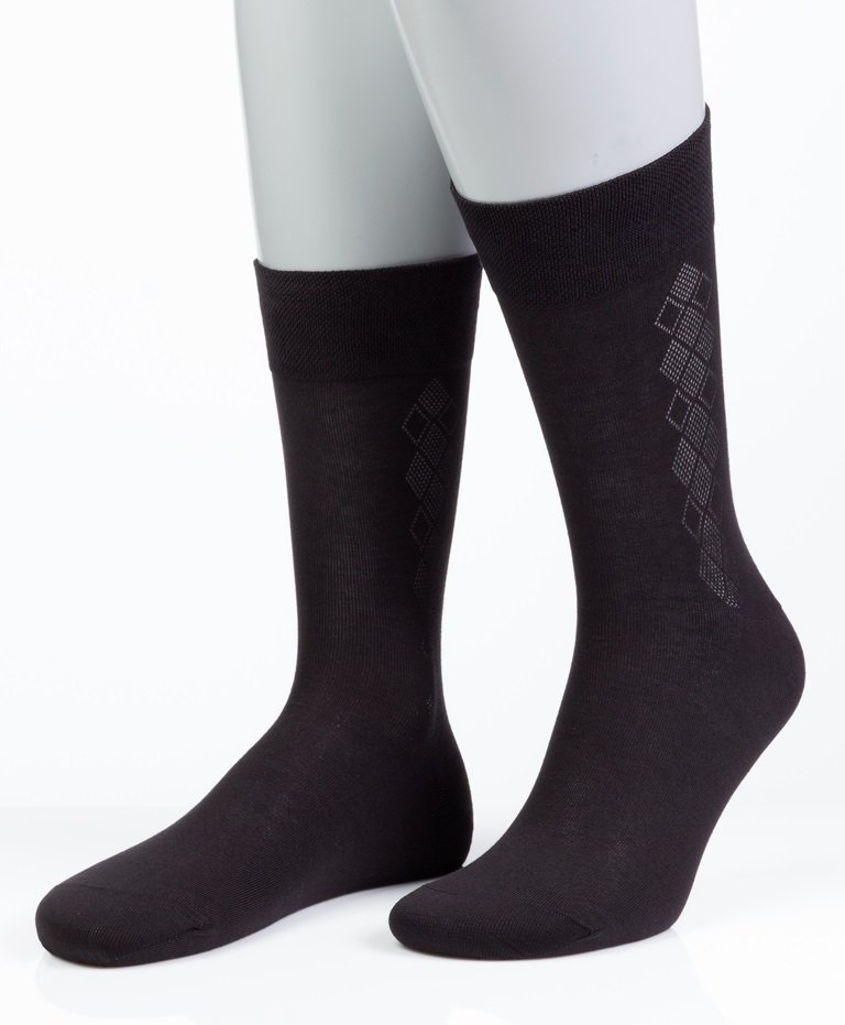 Носки мужские sergio di calze черные