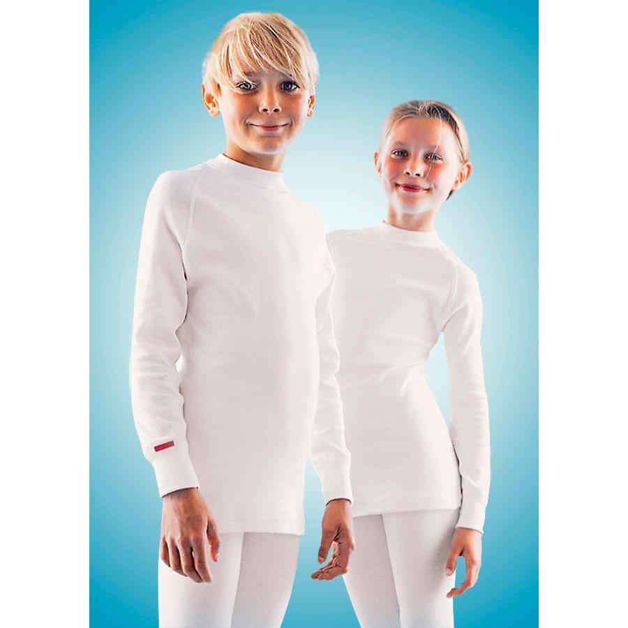 Термофуфайка для детей blackspade белая