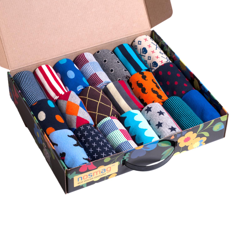 Набор из 20 пар женских носков (ХОХ FANTASY)