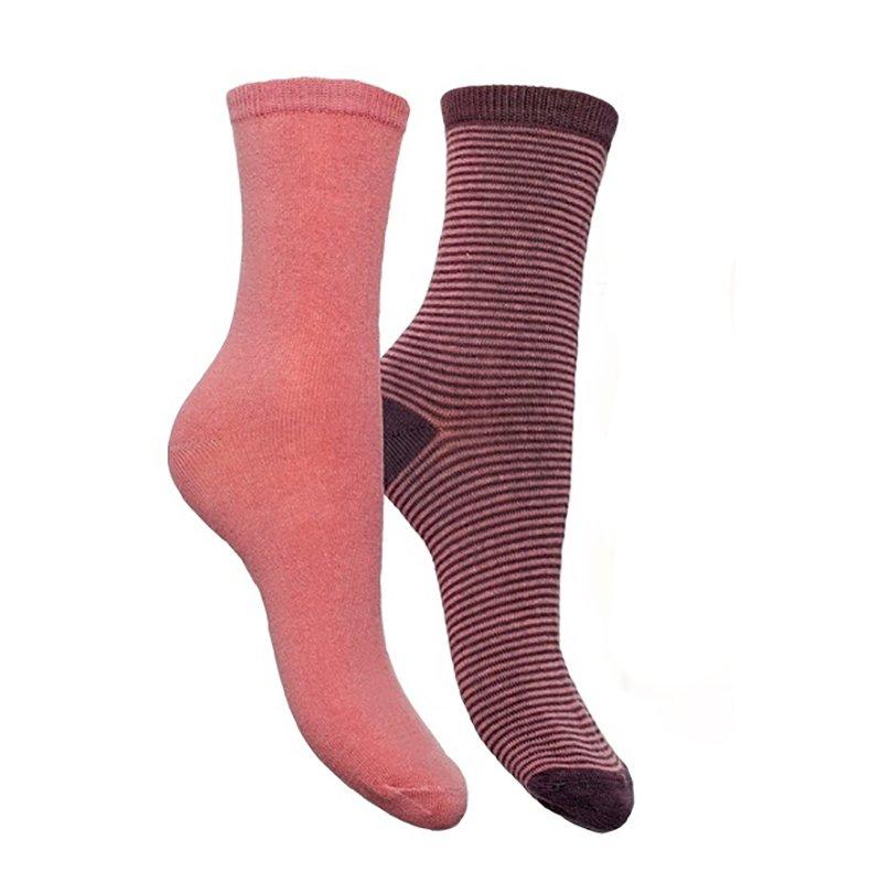 Носки женские (2 пары) moretex мультицвет