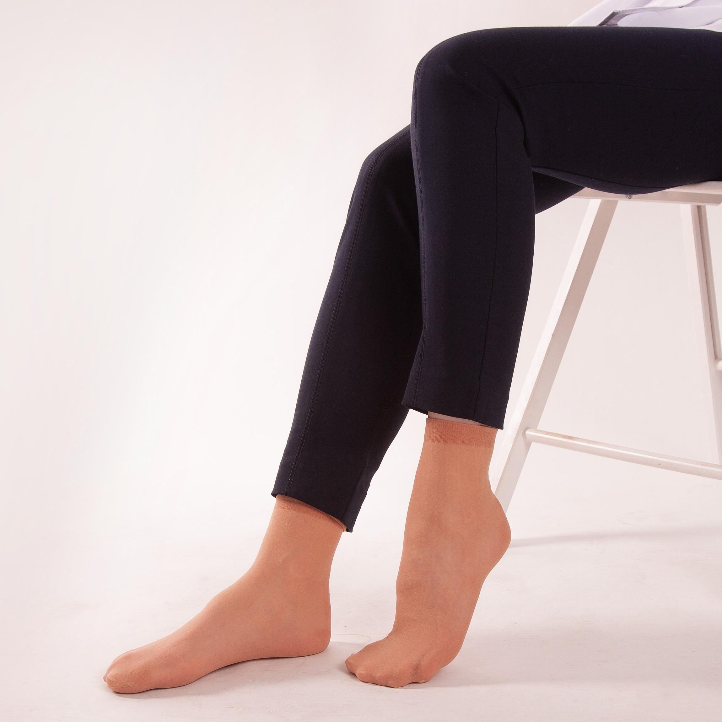Комплект из 4 пар женских носков 20 den ИЖТЕКС