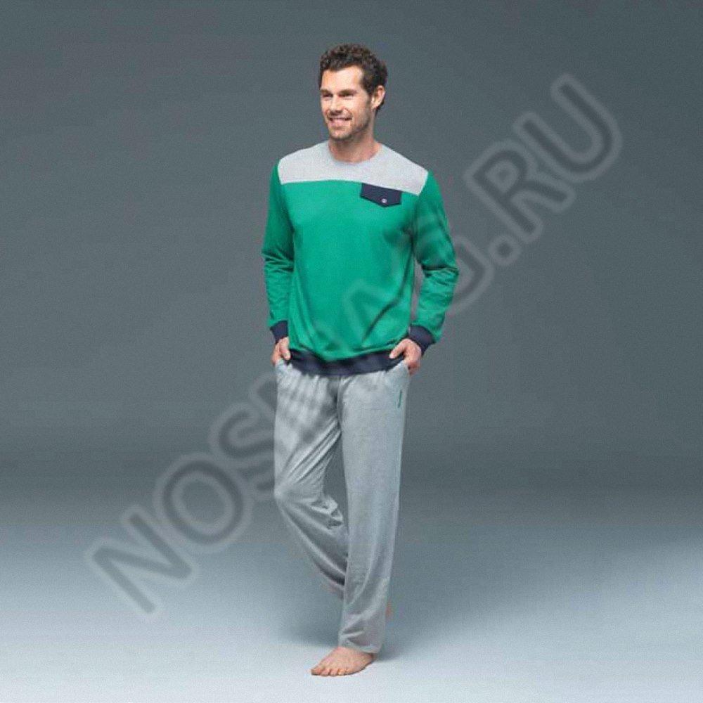 Мужской домашний костюм blackspade зеленые