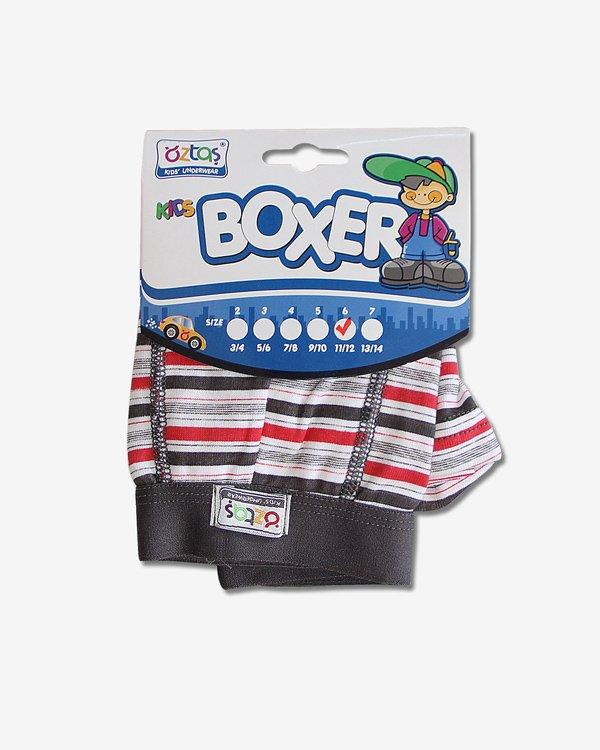Детские трусы-боксеры oztas микс