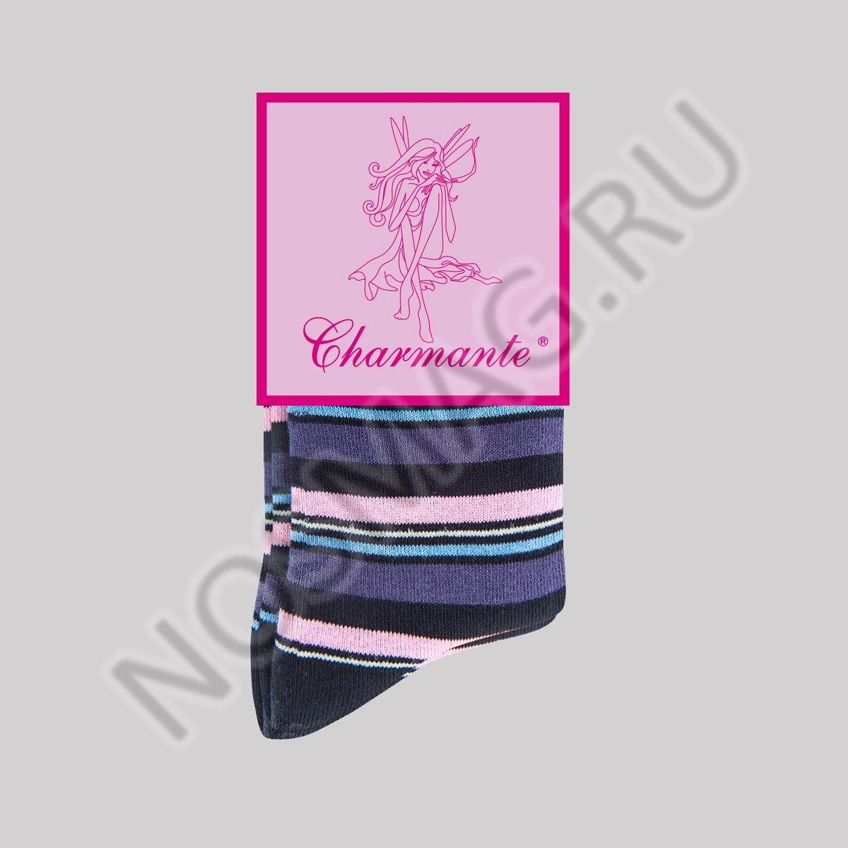 Женские махровые носки Charmante