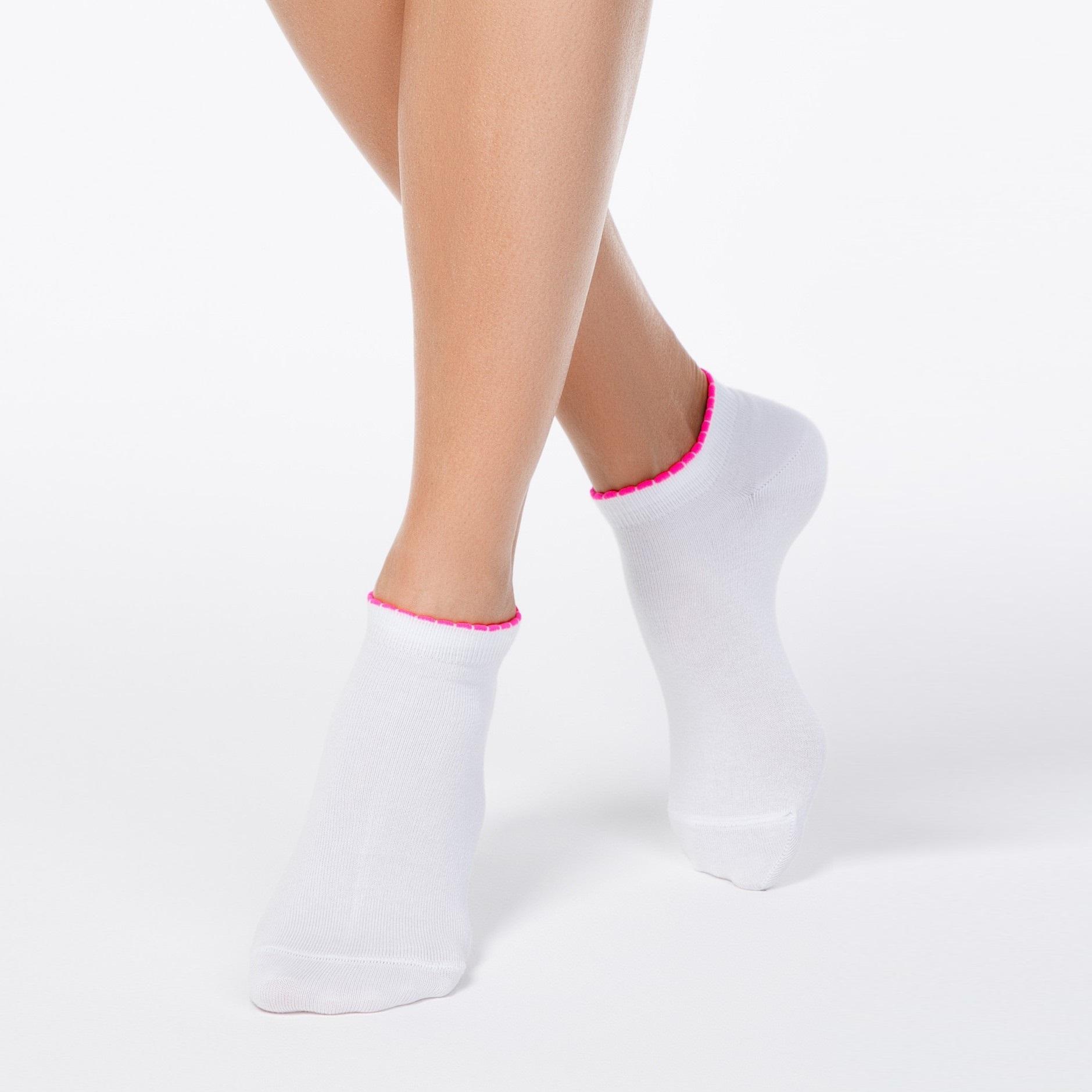 Женские короткие носки Conte