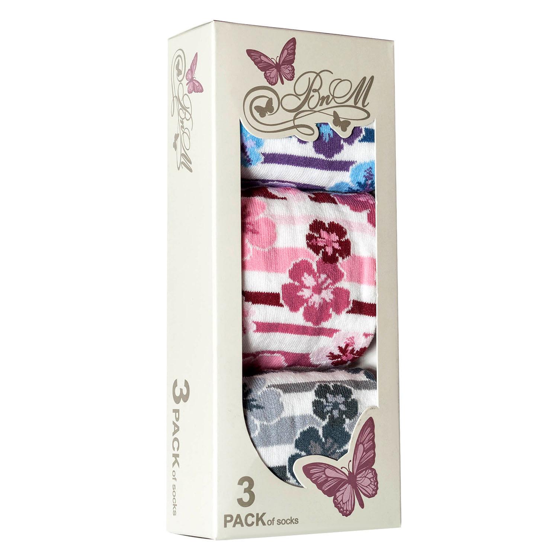 Комплект женских носков BUONUMARE, 3 пары
