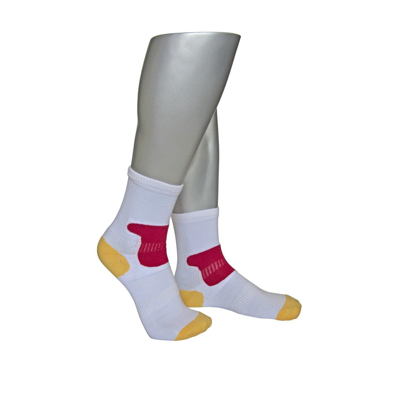 Носки мужские спортивные askomi белые