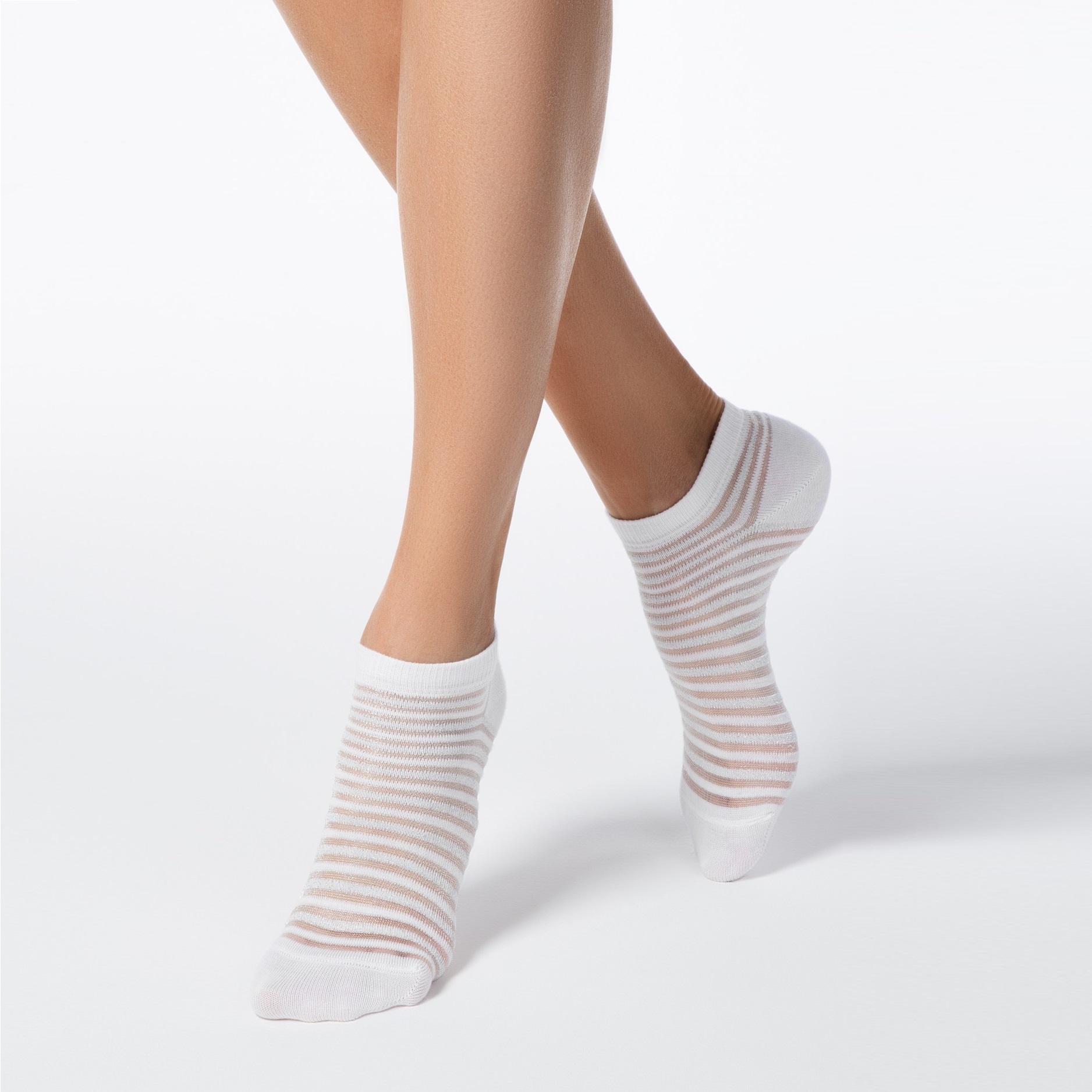 Женские укороченные носки Conte