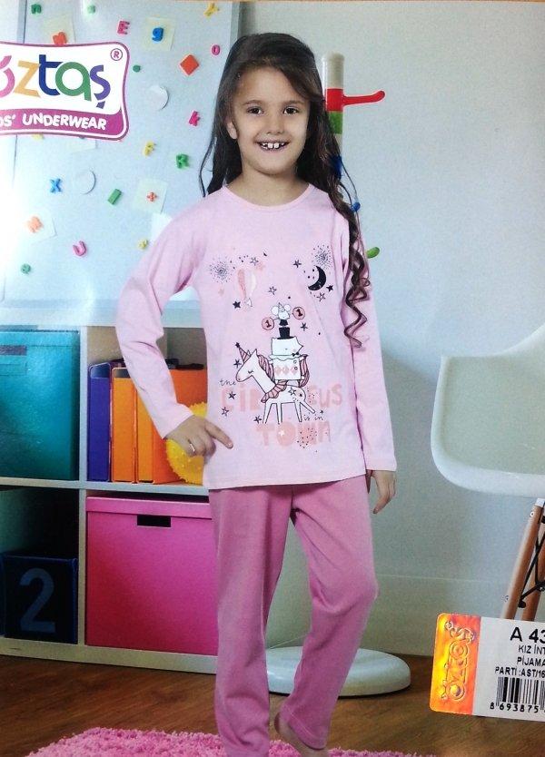 Пижама детская oztas мультиколор