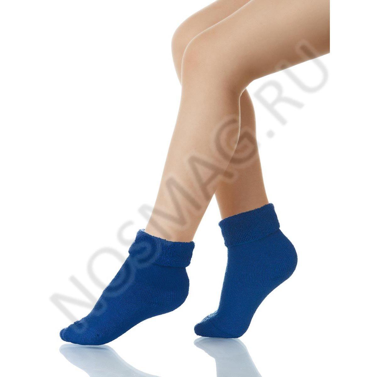 Носки детские хлопковые Charmante ярко-синие