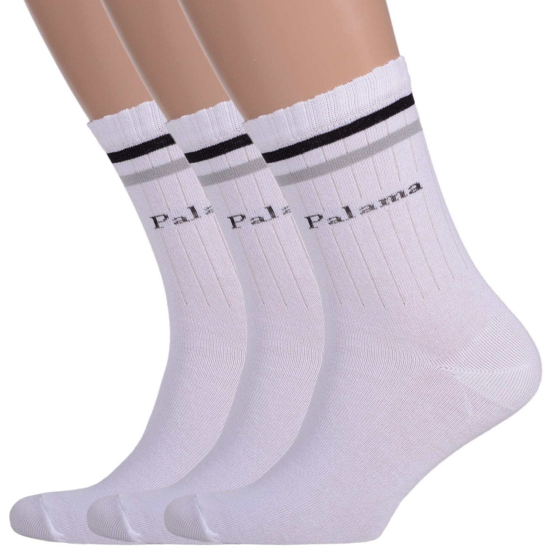 Комплект из 3 пар мужских спортивных носков Comfort (Palama)