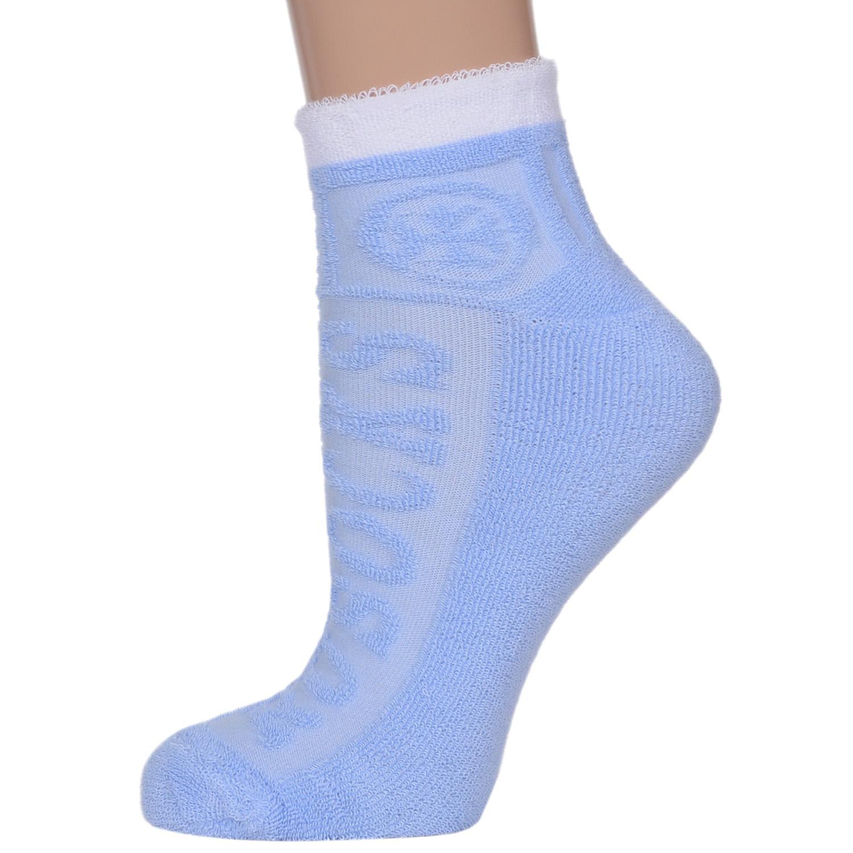 Женские махровые носки RuSocks