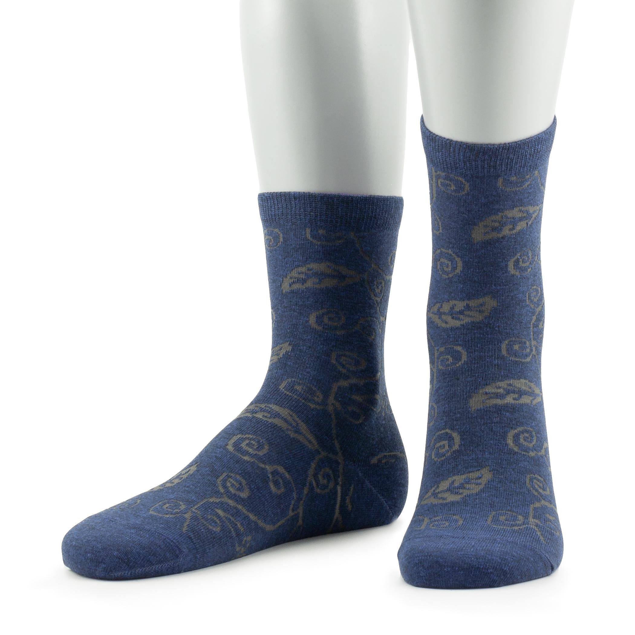 Женские носки из микромодала и хлопка Grinston