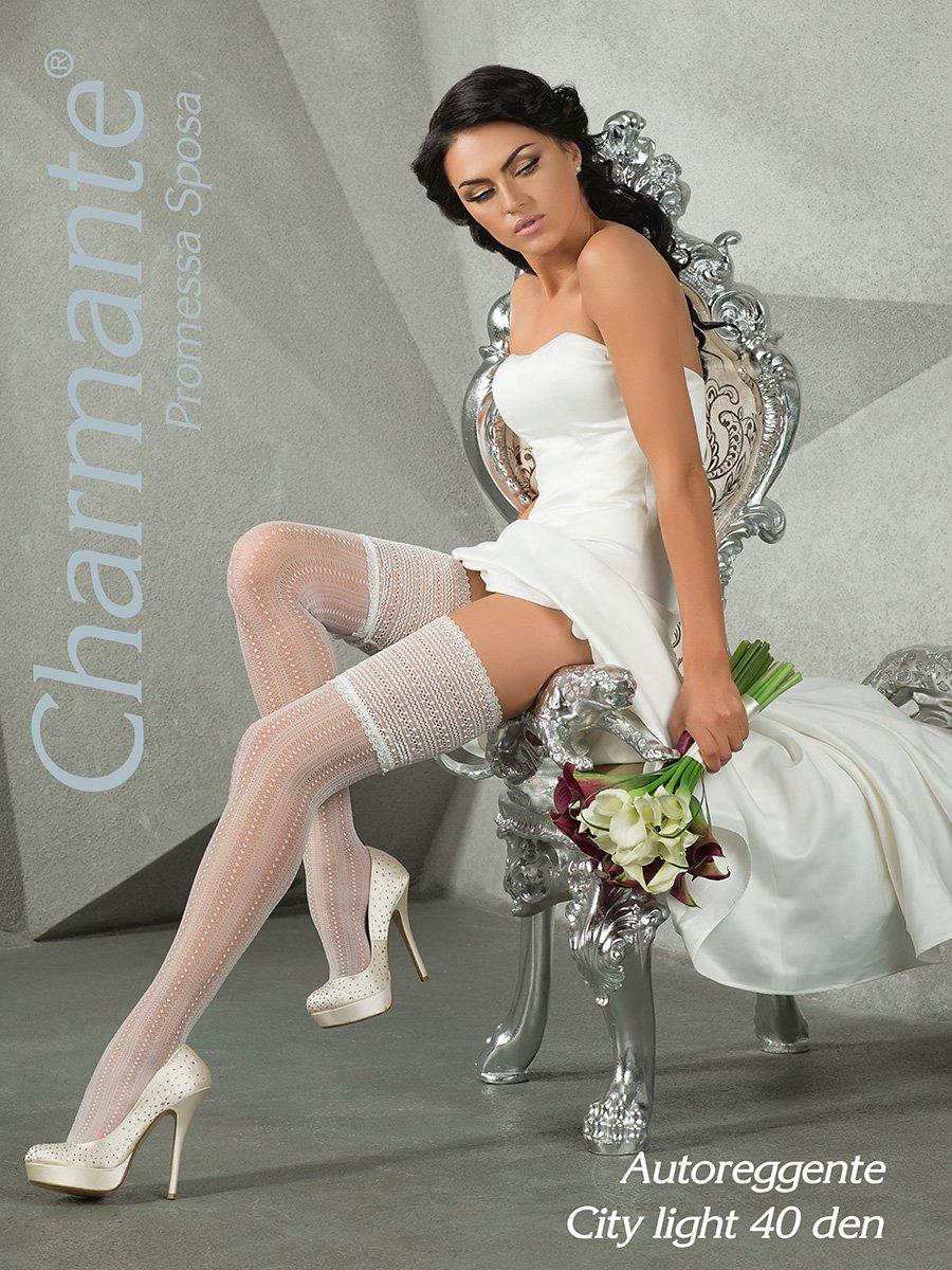 Чулки женские Charmante