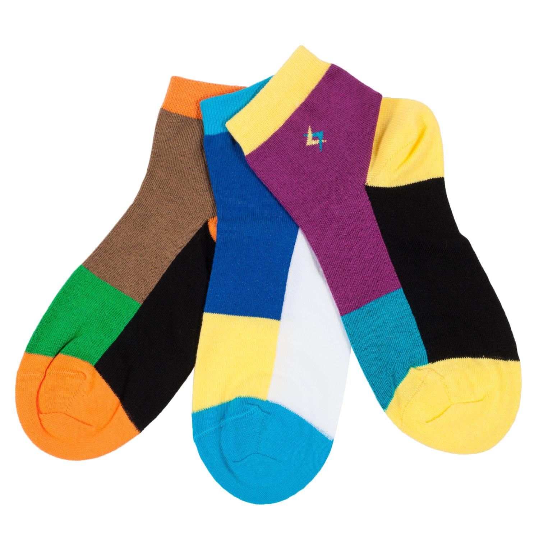Комплект из 3 пар носков ХОХ
