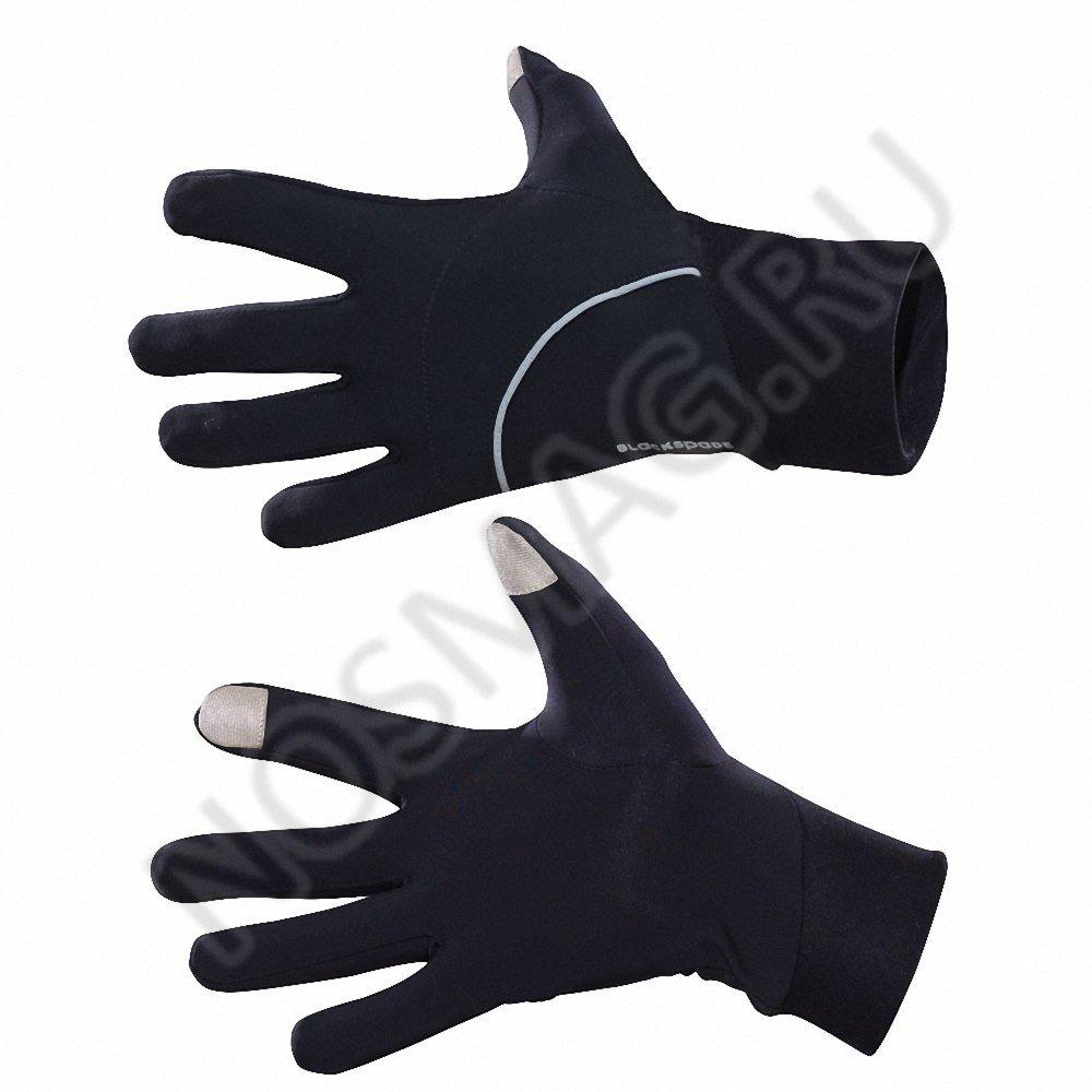 Термоперчатки blackspade черные