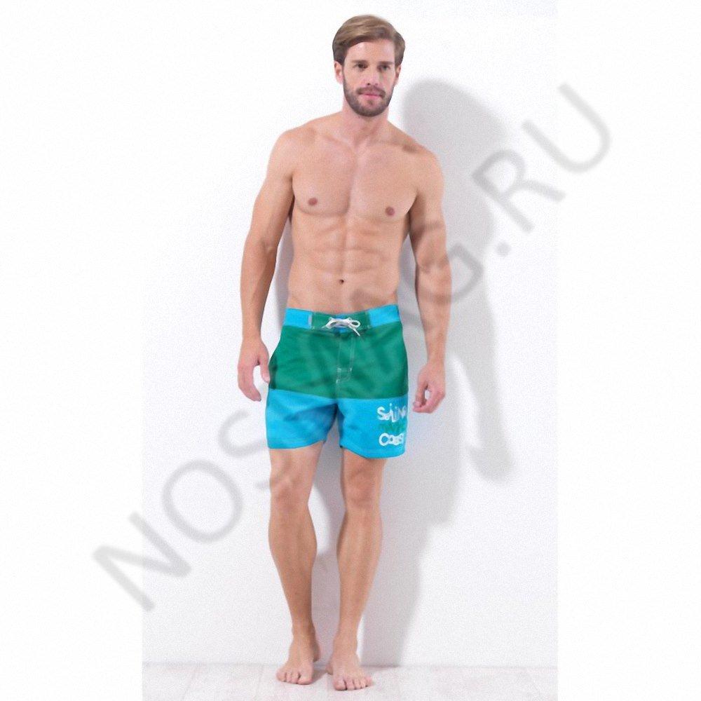 Мужские шорты blackspade аква