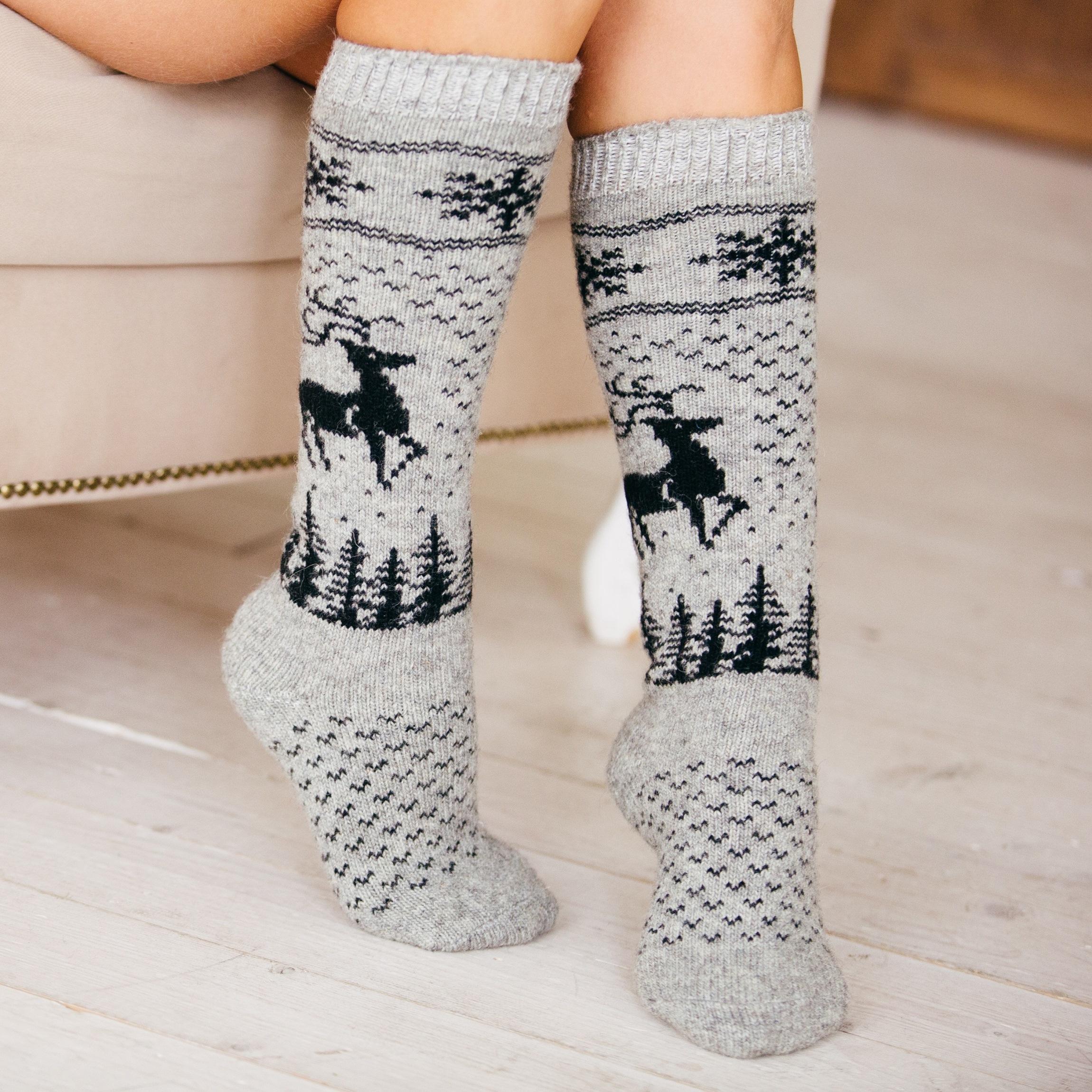 Мужские шерстяные носки с орнаментом 312-370485 купить в интернет ... | 2300x2300