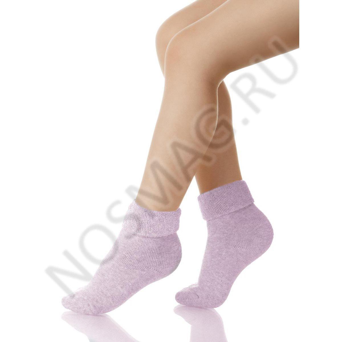 Носки детские хлопковые Charmante сиреневые