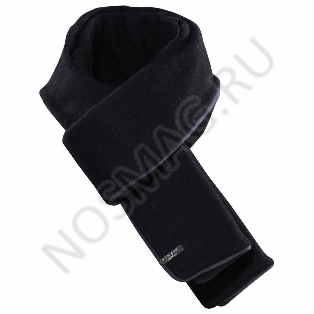 Термошарф blackspade черный/антрацит
