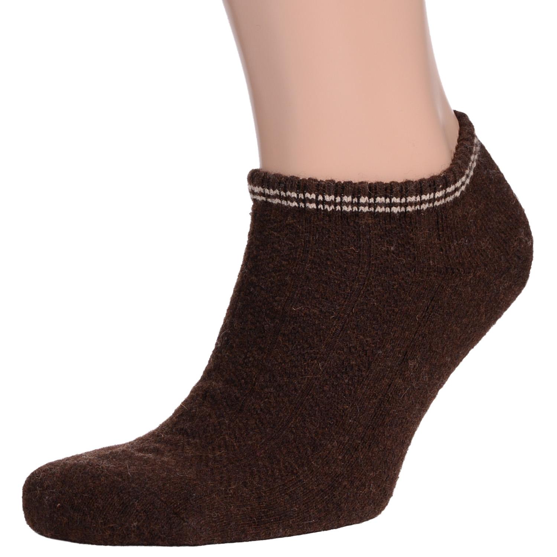 Короткие носки из монгольской шерсти (Монголка)