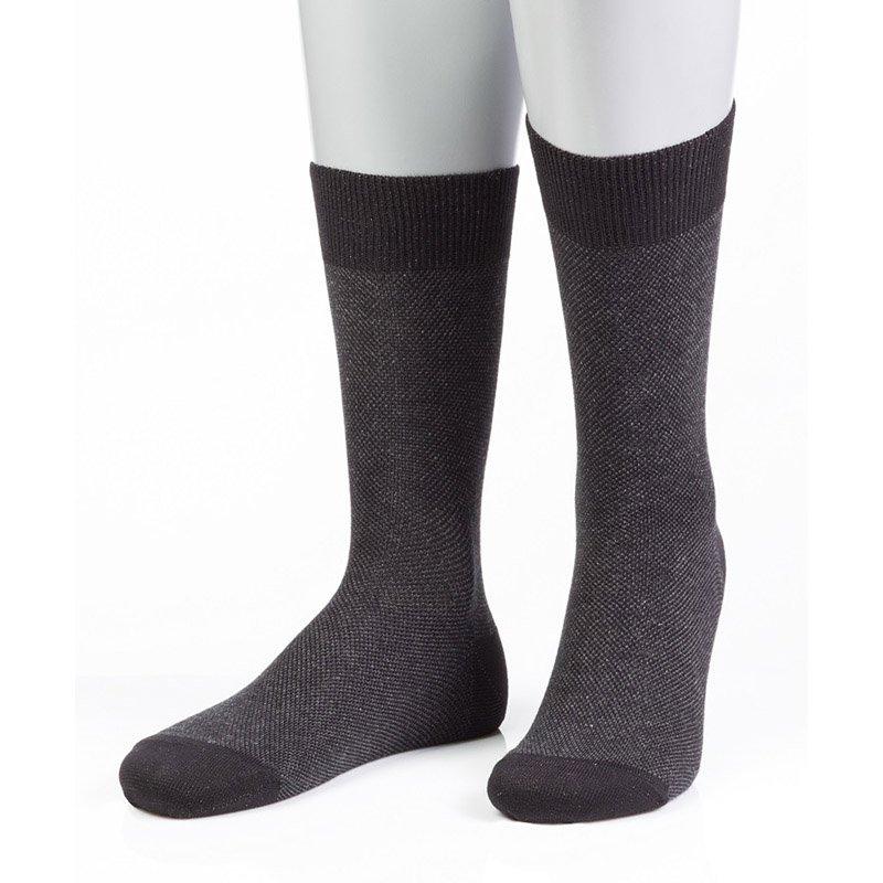 Мужские носки с серебром Sergio di Calze