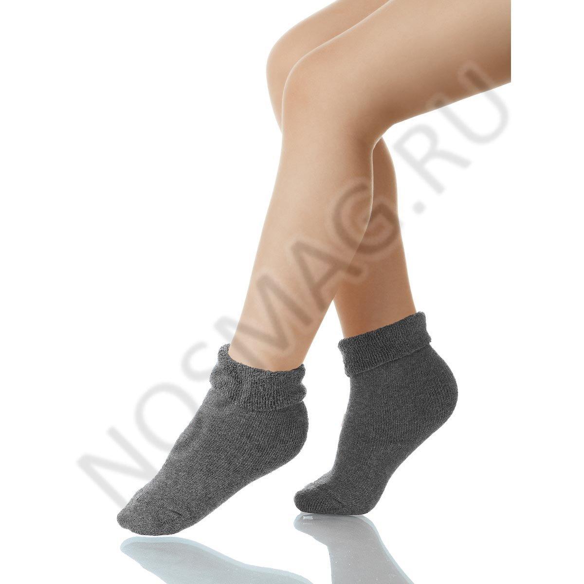 Носки детские хлопковые Charmante темно-серые
