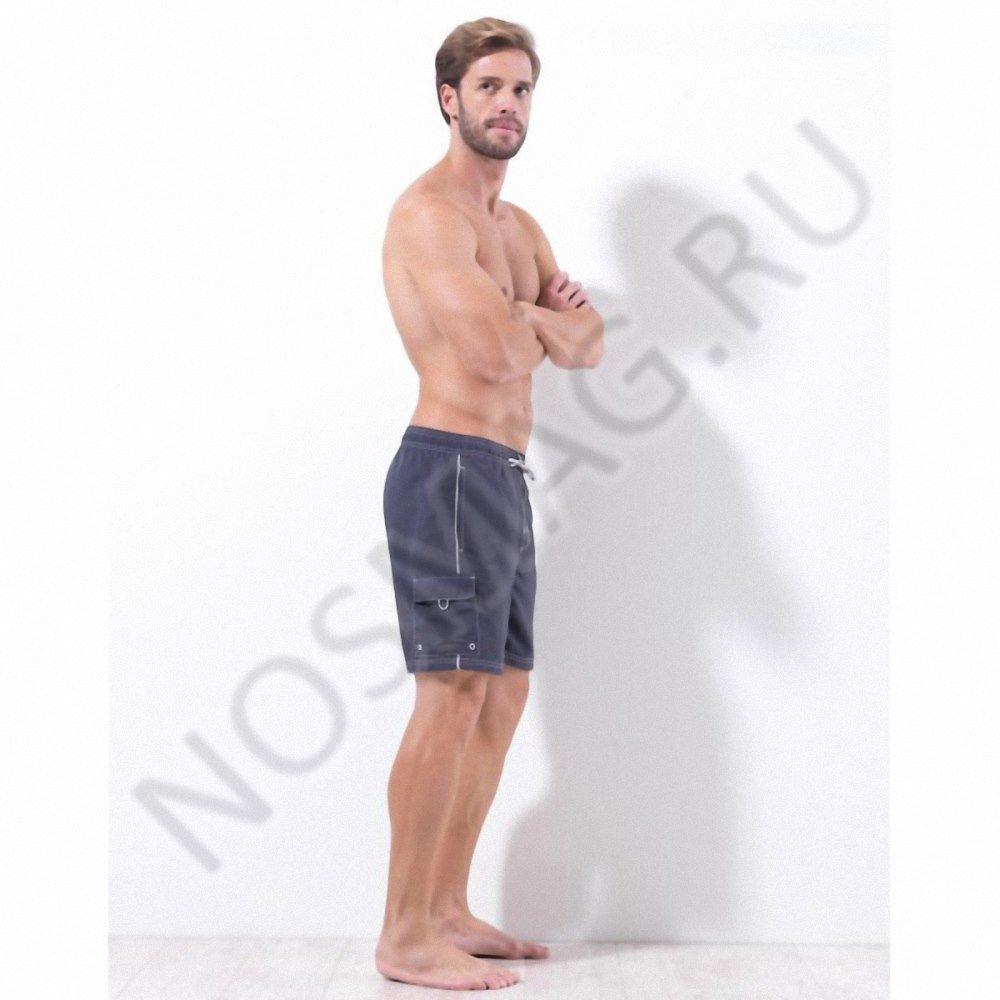 Мужские шорты blackspade антрацит