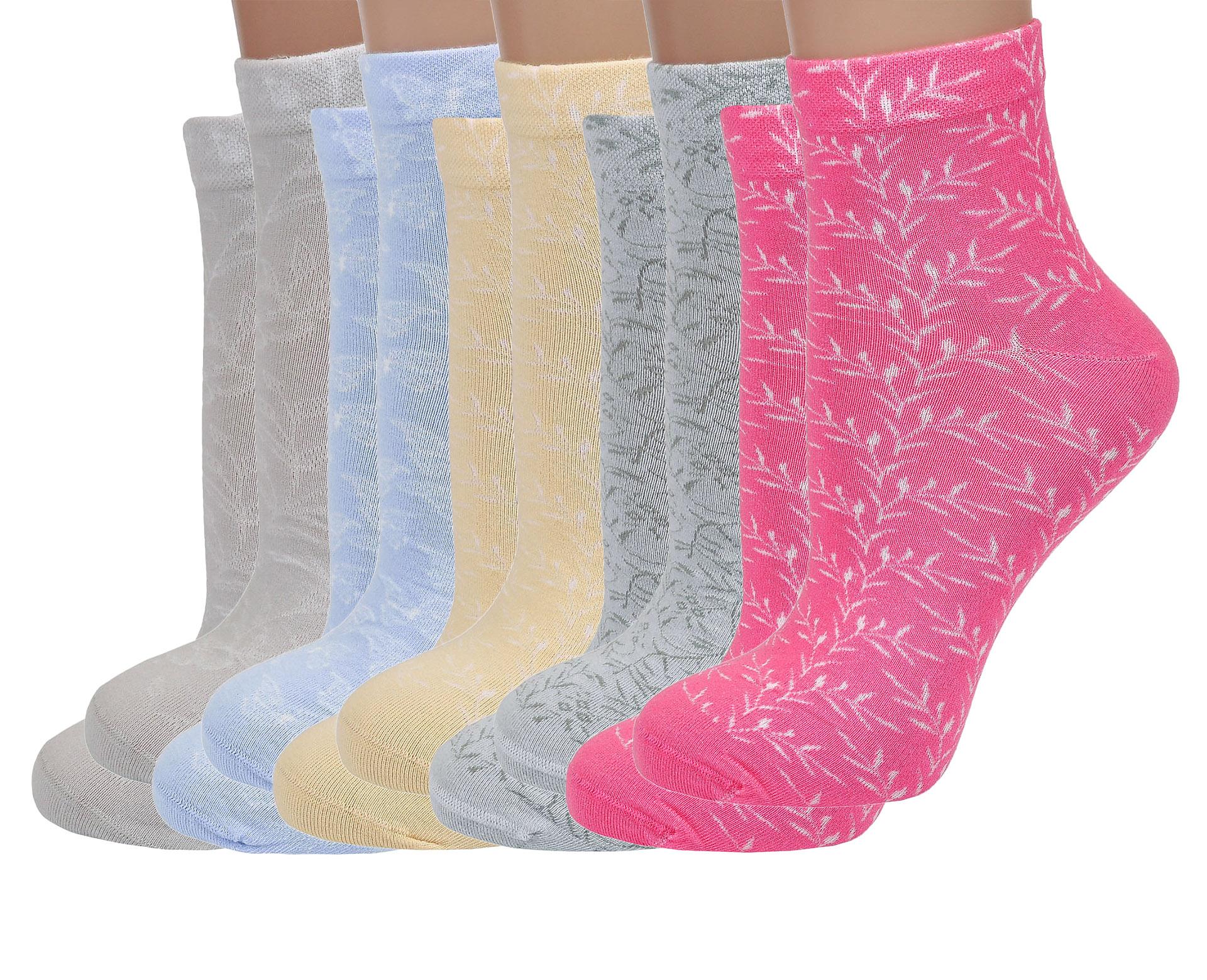 Женские носки RuSocks, 10 пар