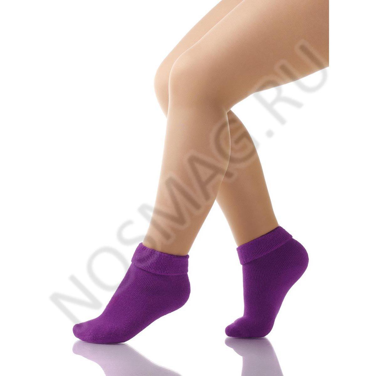 Носки детские хлопковые Charmante фиолетовые