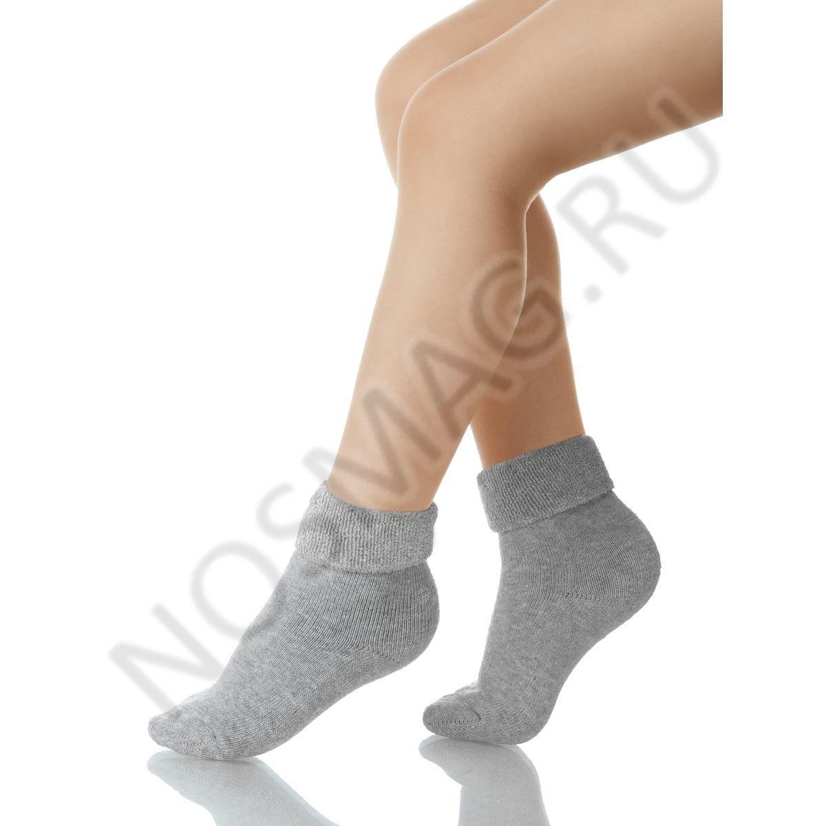 Носки детские хлопковые Charmante светло-серые