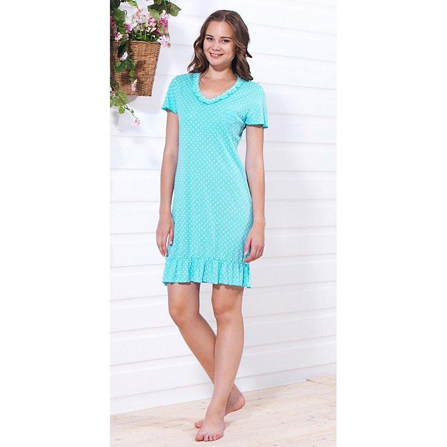 Сорочка женская blackspade голубой