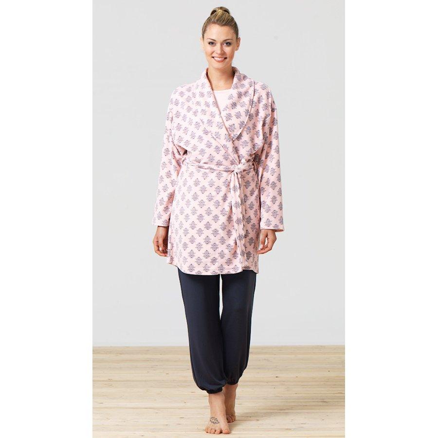Женский халат blackspade розовый