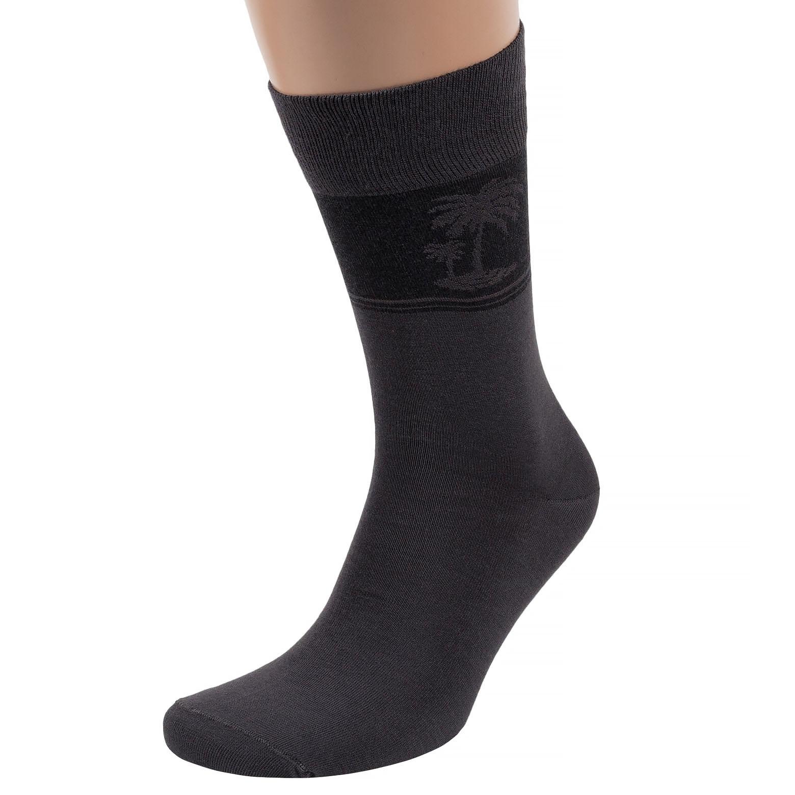 Мужские носки из вискозы ХОХ