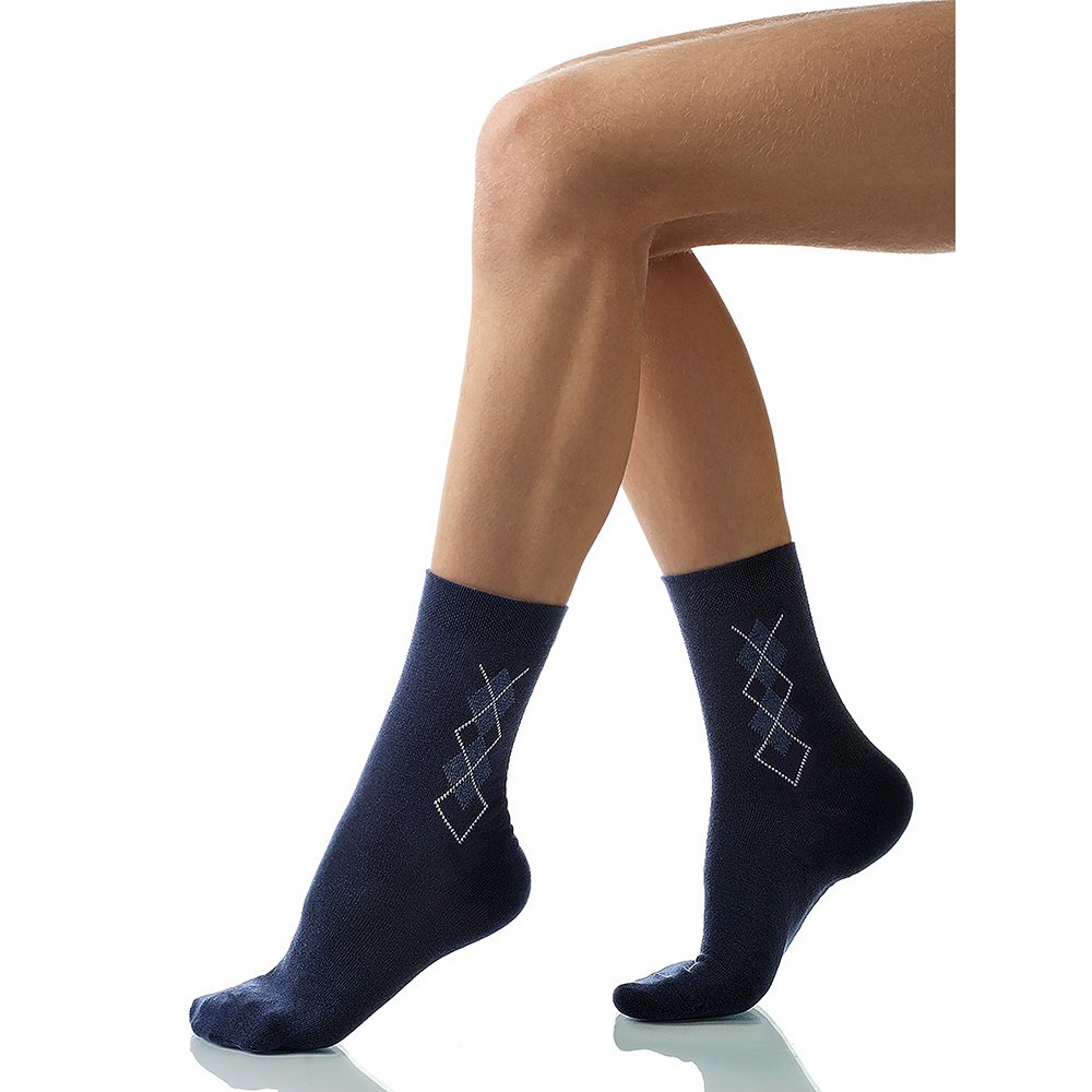 Носки детские хлопковые Charmante темно-синие