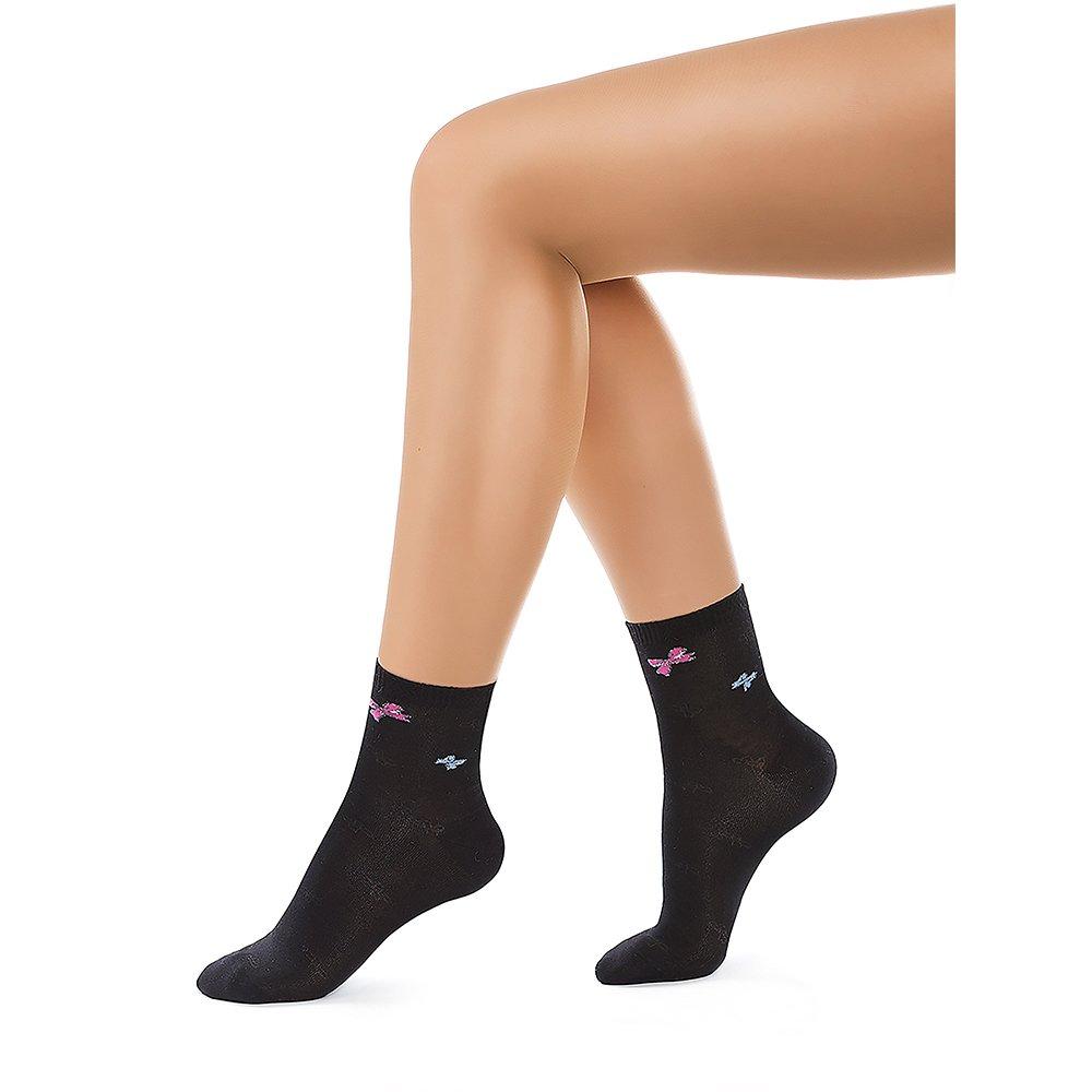 Носки женские Charmante черные