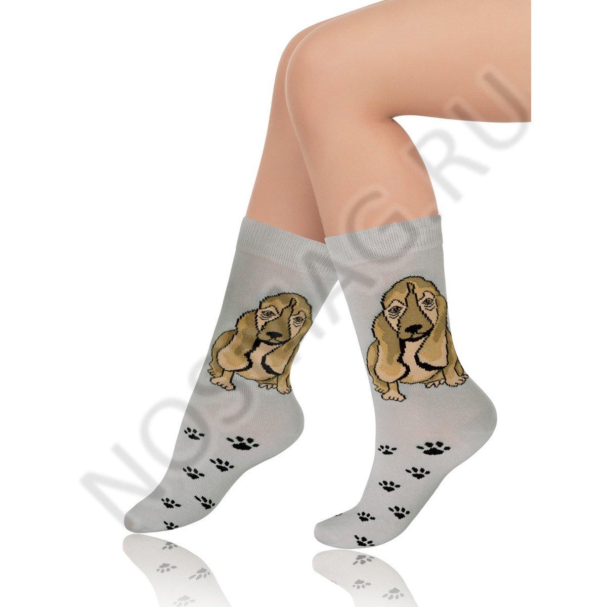 Носки детские хлопковые Charmante серые